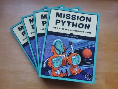 Photo: Mission Python