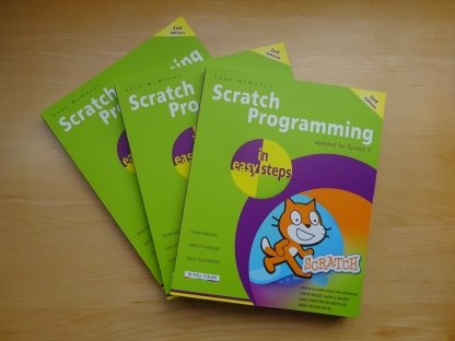 Photo: Scratch Programming in Easy Steps