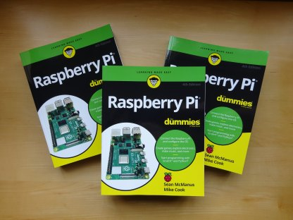 Photo: Raspberry Pi For Dummies
