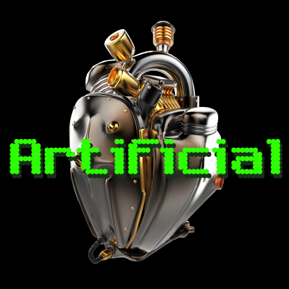 Album cover: Artificial by Sean.UK