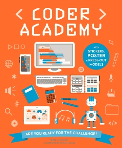 Book cover: Coder Academy