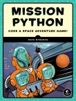 Book cover: Mission Python