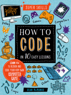 Book cover: Super Skills - how to code